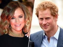 Prince Harry by Caroline Flack On Her Relationships With Prince Harry And Harry Styles