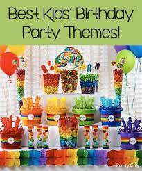 kids birthday party ideas best kids birthday party themes 7 great ideas simple