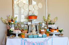 rabbit party supplies kara s party ideas easter rabbit party ideas dessert table