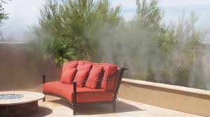 Misters For Patio by Phoenix Patio Mist Systems Misting Systems Phoenix