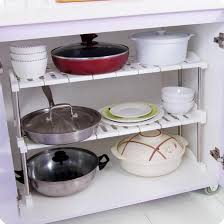 Kitchen Sink Shelf Organizer by Popular Cabinet Kitchen Organizer Buy Cheap Cabinet Kitchen