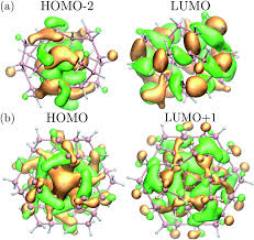 germanium nanoparticles with non diamond core structures for solar