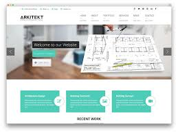 Top Architecture Firms 2016 Best Wordpress Themes For Architects And Architectural Firms 2017