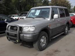 hyundai galloper workshop u0026 owners manual free download