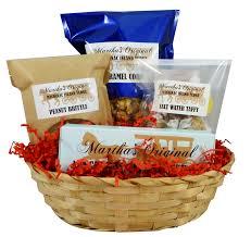 island gift basket same mackinac island snack basket heart of michigan