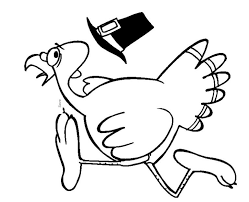 coloring thanksgiving pages funycoloring