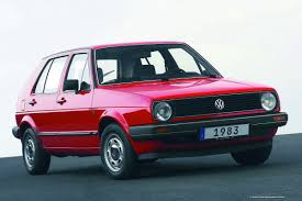 volkswagen and the seven golfs a brief history of a 38 year old icon