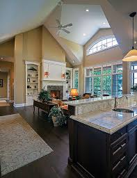 open concept home plans luxury home plans tray ceilings cathedral ceilings and house