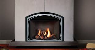 Gas Wood Burning Fireplace Insert by Fireplace Products By Mendota
