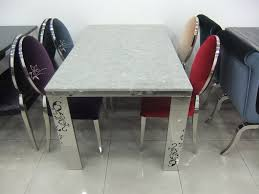 Plank Dining Room Table Home Design Iron Dining Table Base Glass Top With Metal Room 85