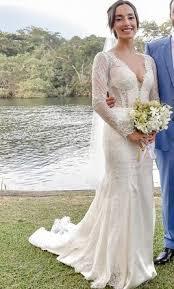 pnina tornai dresses pnina tornai 4325 4 000 size 10 used wedding dresses