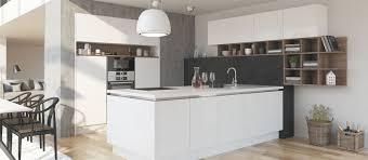 modele cuisine aviva cuisine contemporaine en inox avec lot inspiration ilot central