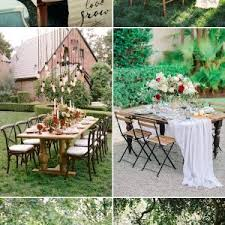 charming small backyard wedding reception ideas pics design