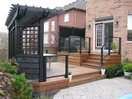 Small Patio Privacy Ideas by Deck Privacy Screen Ideas Radnor Decoration
