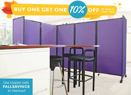 this october we u0027re offering big savings on our room divider 360