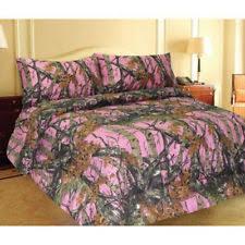Camo Down Comforter Pink Camo Bedding Ebay