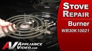 stove oven range burner repair u0026 diagnostic ge hotpoint