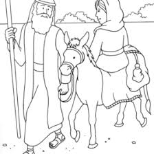 free bible coloring page abraham and sara a new home free bible