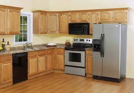 cabinet kitchen paint colors with dark oak cabinets kitchen
