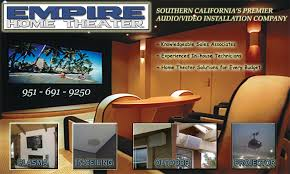 home outdoor theater empire home theater 951 691 9250 u2013 tv installation temecula