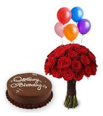 order flowers at arabian florist to send birthday roses mixed