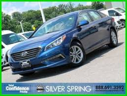 hyundai sonata craigslist 2015 hyundai sonata se blue on craigslist used us cars for sale