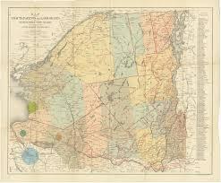 Historical Maps Art Exhibition U201chistorical Maps Of The Adirondack Region U201d Kelly