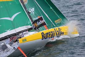 bureau vallee vendée globe louis burton abandons yachting