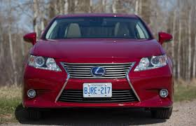 lexus auto body calgary reader review 2014 lexus es 300h driving