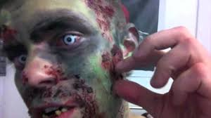 scary zombie halloween costume ultra halloween party youtube