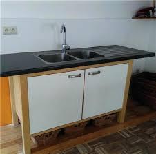 meuble de cuisine sous evier meuble evier ikea 120 castorama poubelle cuisine meuble