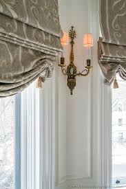 How To Drape Fabric From The Ceiling 190 Best Trim On Drapery Images On Pinterest Drapery Curtains