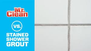 Grout Cleaning Tips Grout Cleaning Tips Mr Clean Youtube