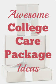 College Care Package Great Ideas For College Care Packages