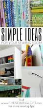 5 simple ideas sewing room the sewing loft