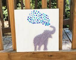 safari string art etsy