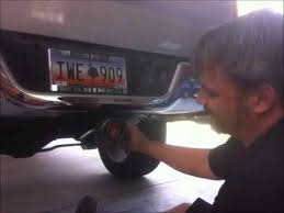 dodge ram trailer hitch installing a trailer hitch on a 2013 dodge ram 1500 4 of 4
