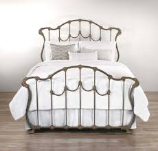 Single Bed Iron Frame Bed Gold Metal Bed Antique Single Bed Frame Black Iron Bed Frame