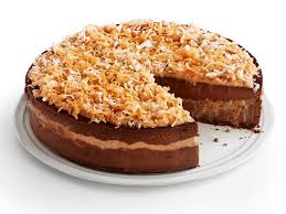 german chocolate cheesecake recipe food network kitchen food