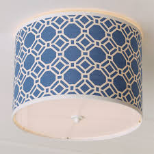 Quatrefoil Ceiling Light Quatrefoil Shade Mini Chandelier Shades Of Light