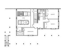basement cabin plans with basement