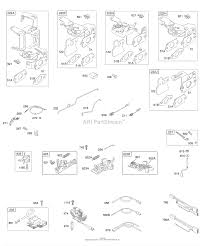briggs and stratton governor spring diagram 100992 briggs and