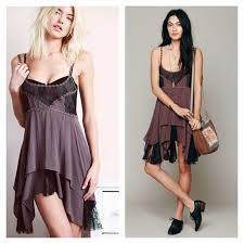 58 off free people dresses u0026 skirts free people pieced lace