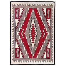 Hubbell Trading Post Rugs For Sale Large Vintage Navajo Rug Ganado Trading Post Circa 1940 For Sale