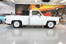 1983 Chevy Shortwide 4x4 - low buck lowering a square body chevy c10 rod network
