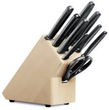 victorinox knife block 9 pieces 5 1193 9