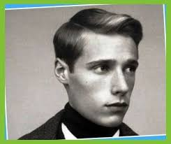 1960s hairstyles for men mens hairstyles classic for men in the 1930s to 1960s slicked