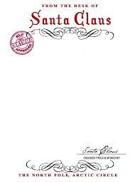 best 25 free printable santa letters ideas on pinterest santa