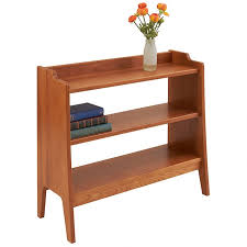 Shaker Bookcase Green Mountain Solid Wood Bookcase Bookshelves Manchester Wood