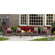 shop patio conversation sets at lowes com